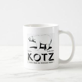 kotz logo coffee mug