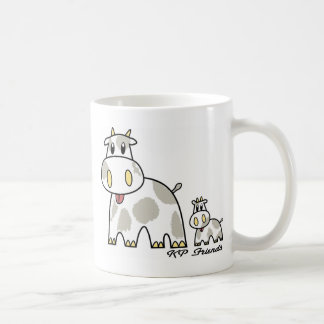 KP Friends USHI Coffee Mug
