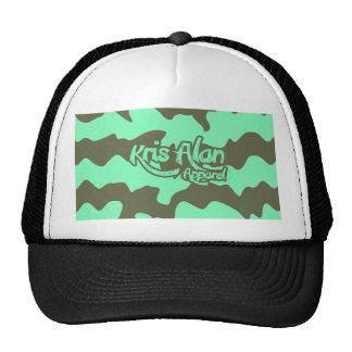 Kris Alan Apparel Candy Green Cap