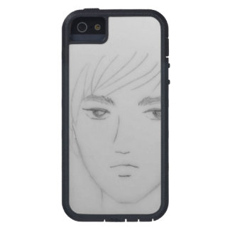 Kris Sketch iPhone5 Case