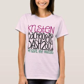 Kristen Bachelorette Bash 09 T-Shirt