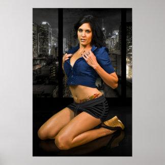 """Kristen Faulconer, """"Phoenix"""". Poster"""