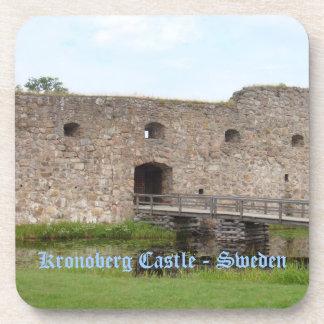 Kronoberg Castle Ruins - Sweden Coaster