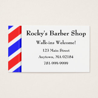 KRW Custom Barber Shop Appointment