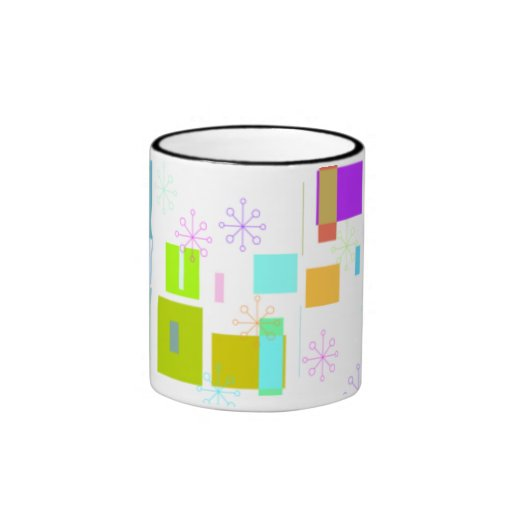 KRW Retro Active Coffee Mug