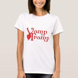 KRW Vamp Tramp Blood Dripping Heart T-Shirt