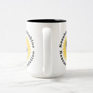 KSRF logo 15 oz mug