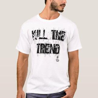 kttbarcode, Kill The Trend T-Shirt
