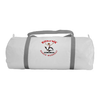 Kukuwa® Gym Bag Gym Duffel Bag