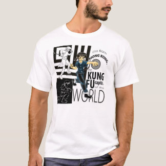 Kung Fu Capital T-Shirt