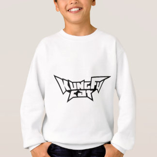 Kung Fu Cat B/W Collection Sweatshirt