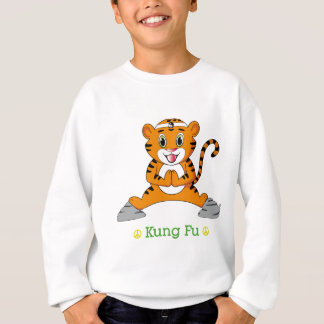 Kung Fu Tiger™ Clothing Sweatshirt