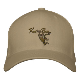 Kurius Boy Logo Baseball Cap