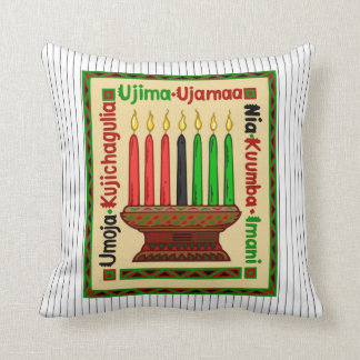 KWANZAA Kwanzaa Throw Pillow