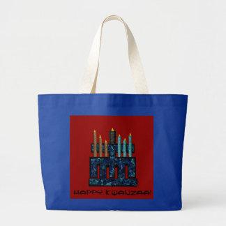 Kwanzaa Large Tote Bag