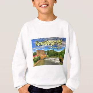 KYCA103.Weisenberger Mill - Scott Co Ky.19x13.C. Sweatshirt