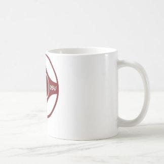 Kyokushin KANKU Basic White Mug