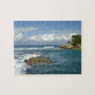 La Badie Seascape Jigsaw Puzzle