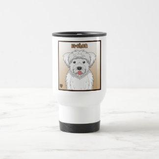 La-Chon Cartoon Coffee Mug