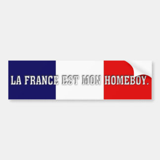 La France Bumper Sticker