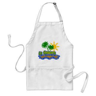La Gomera State of Mind apron - choose style