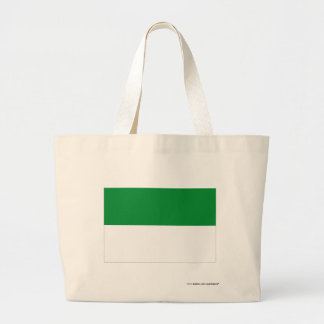La Guajira Flag Large Tote Bag