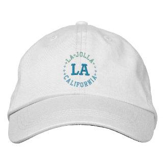 LA JOLLA cap Embroidered Baseball Cap