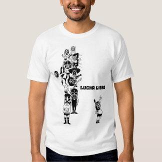 La Luchador26 T Shirts