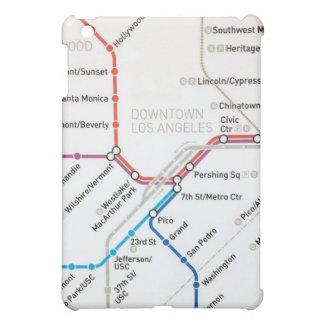 LA Metro Map iPad Cover