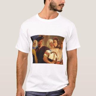 La Mielera', Lorenzo Tiepolo_Groups and Figures T-Shirt