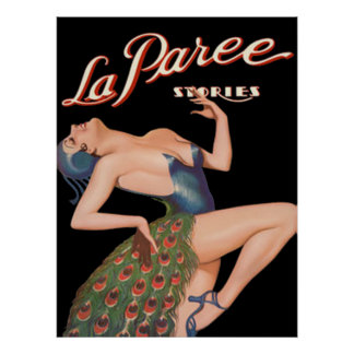 La Paree Stories Poster