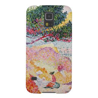 La Plage de Saint-Clair, 1906-07 Galaxy S5 Covers