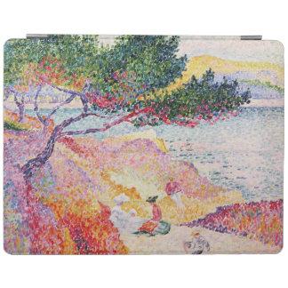 La Plage de Saint-Clair, 1906-07 iPad Cover