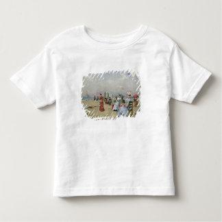 La Plage de Trouville Toddler T-Shirt