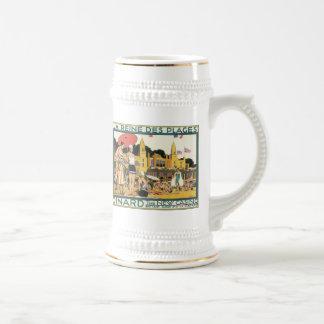 La Reine De Plages Dinard The New Casino Coffee Mugs