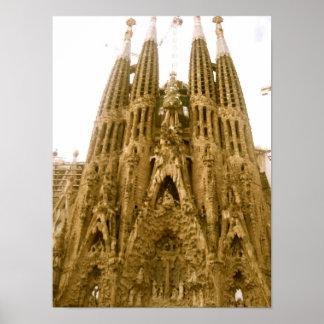 La Sagrada Família Poster