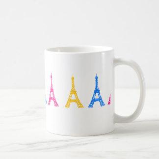 La tour Eiffel Coffee Mug