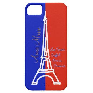 la tour Eiffel Paris personalized iPhone 5 Case