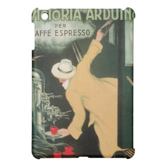 La Victoria Arduino Vintage Coffee Drink Ad Art Case For The iPad Mini