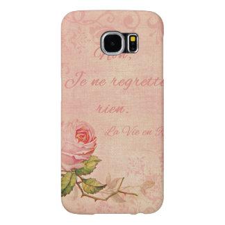 La Vie En Rose Samsung Galaxy S6 Cases