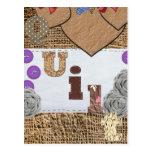 Laat je liefde voor quilten zien! wens kaarten