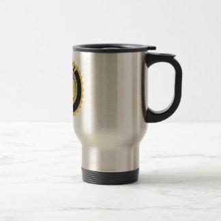 LAB BADGE LABORATORY SCIENCE COFFEE MUG