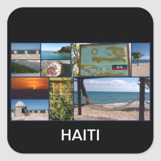 Labadee, Haiti Square Sticker