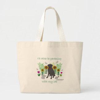 LabBlack Large Tote Bag
