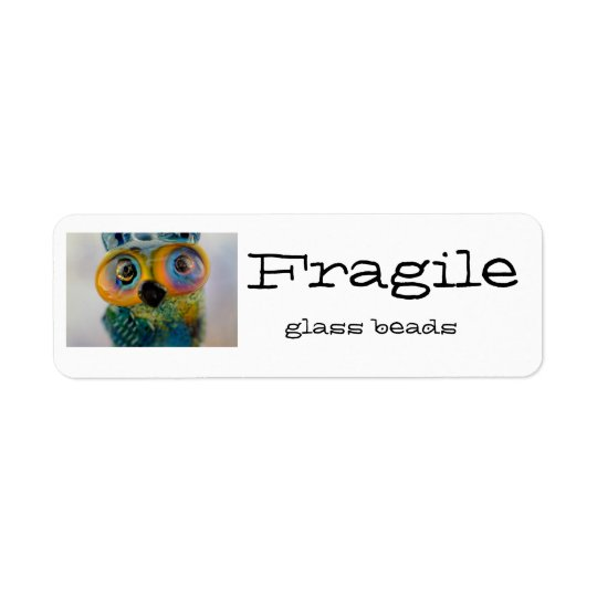 label return address label