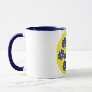Laboratory FLowers Mug