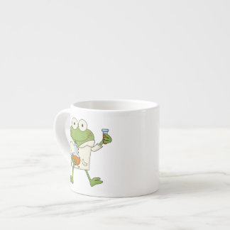 Laboratory Frog Espresso Cups