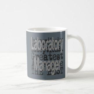 Laboratory Manager Extraordinaire Coffee Mug