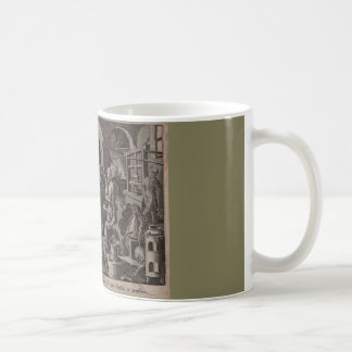 Laboratory of Alchemy Basic White Mug
