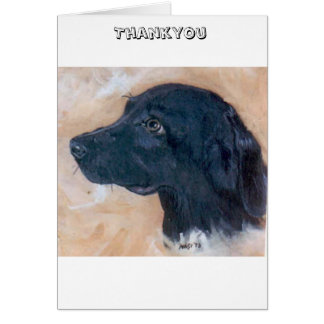 Labrador Retriever Card